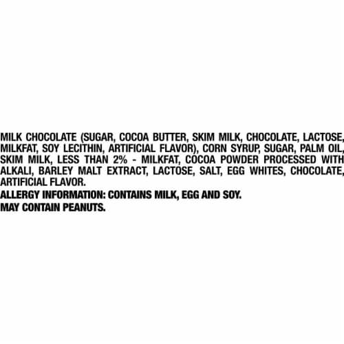 Milky Way® Caramel Milk Chocolate Fun Size Halloween Halloween Candy Big Bag Perspective: back