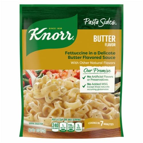 Knorr® Pasta Sides Butter Pasta Perspective: back