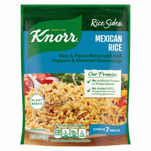 Knorr® Fiesta Sides Mexican Rice Perspective: back