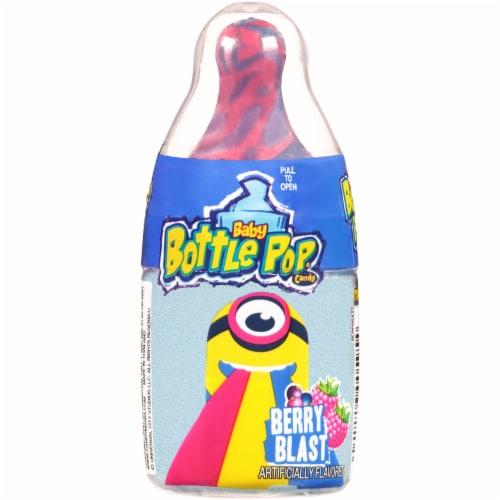 Baby Bottle Pop Message in a Bottle Perspective: back