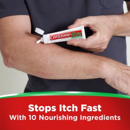 Cortizone 10 Plus Ultra Moisturizing Creme Perspective: back