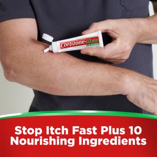 Cortizone 10 Plus Maximum Strength Ultra Moisturizing Creme Perspective: back