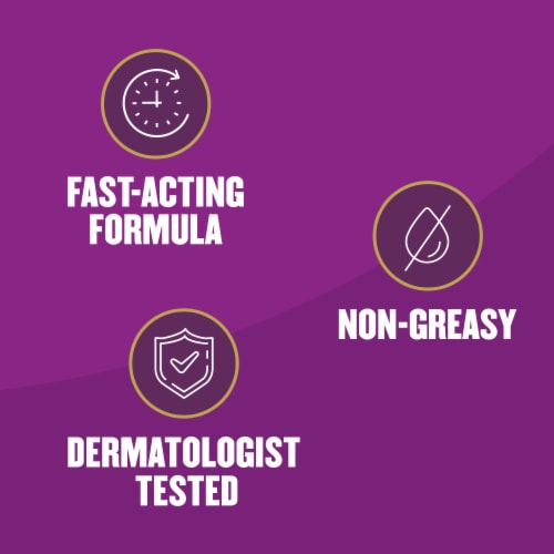 Gold Bond® Multi-Symptom Itch Relief With 4% Lidocaine Maximum Strenth Perspective: back