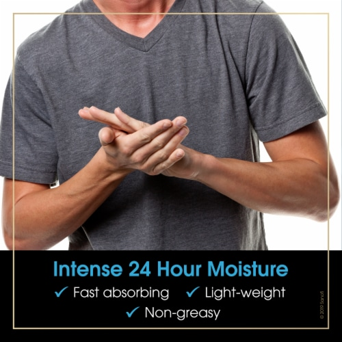 Gold Bond Ultimate Men's Essentials Intensive Therapy Lotion Perspective: back