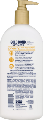 Gold Bond Ultimate Softening Skin Therapy Lotion Perspective: back