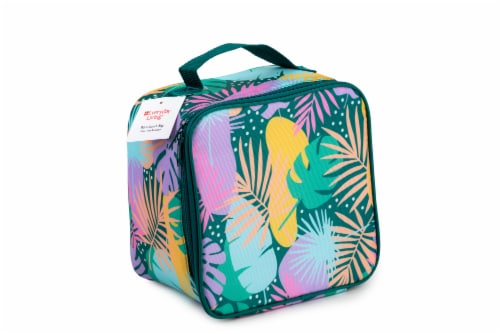 Everyday Living Palm Lunch Box Perspective: back