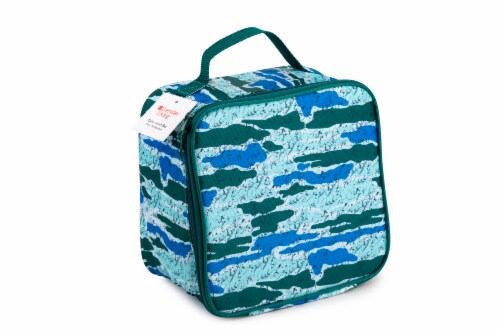 Everyday Living Camo Lunch Box Perspective: back