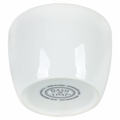 Dash of That™ Marquam Sauce Cup - White Perspective: back
