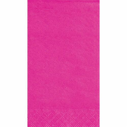 Kroger® Entertainment Essentials Paper Napkins - Shocking Pink Perspective: back