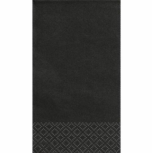 Kroger® Entertainment Essentials Paper Napkins - Black Perspective: back