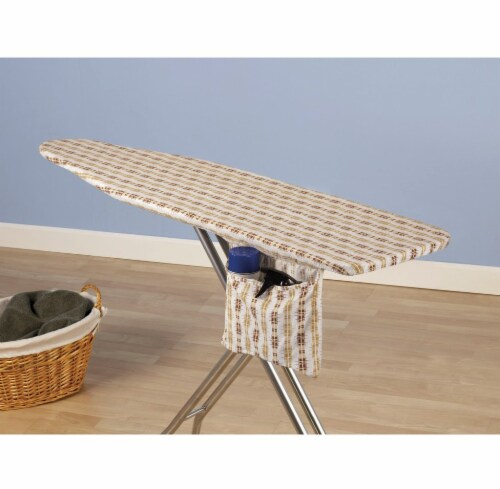 Everyday Living Ultra Ironing Board Pad and Cover - Mica Sparkle Perspective: back