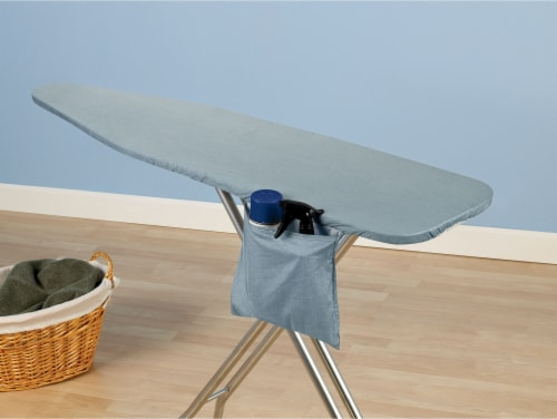 Everyday Living Deluxe Silicone Ironing Board Pad and Cover Perspective: back