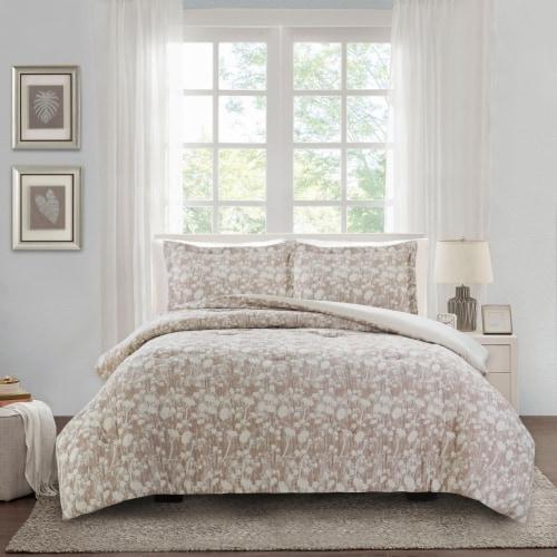 HD Designs Emilia Comforter Set - 3 Piece Perspective: back