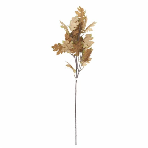 HD Designs Oak Leaves Stems - Assorted Perspective: back