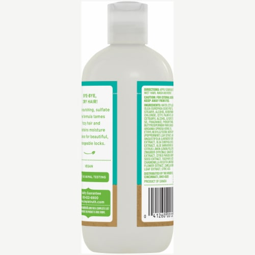 Simple Truth™ Argan Oil Conditioner Perspective: back