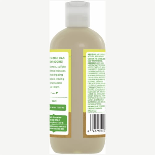 Simple Truth™ Coconut Shampoo Perspective: back