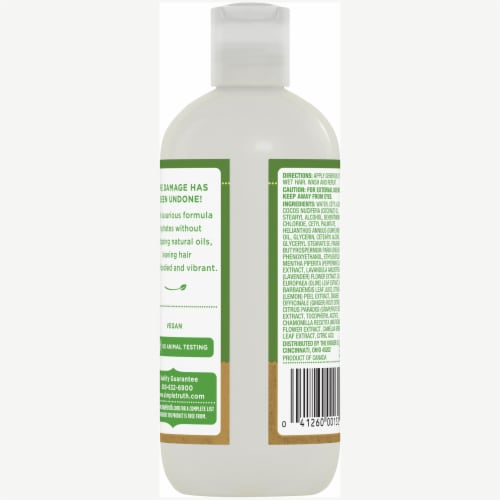 Simple Truth™ Coconut Conditioner Perspective: back