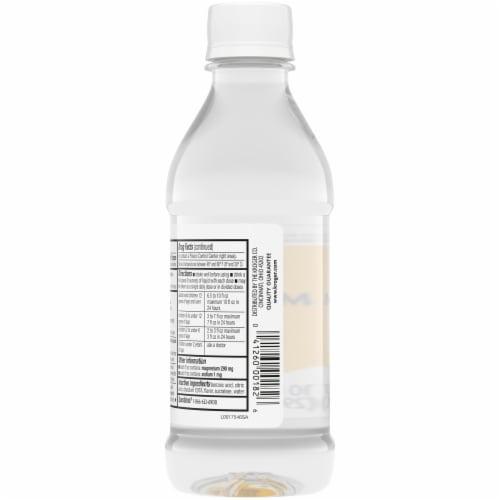 Kroger® Lemony Flavor Magnesium Citrate Saline Laxative Perspective: back