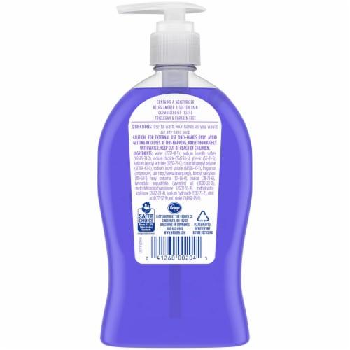 Kroger® Lavender & Chamomile Hand Soap Perspective: back