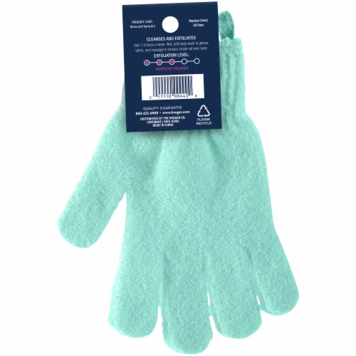 Pretty Savvy Exfoliating Gloves Perspective: back