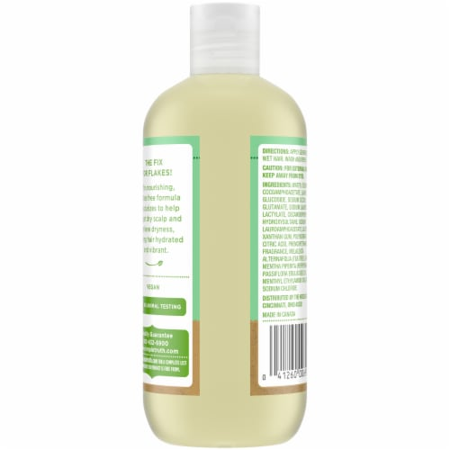 Simple Truth™ Tea Tree Mint Shampoo Perspective: back