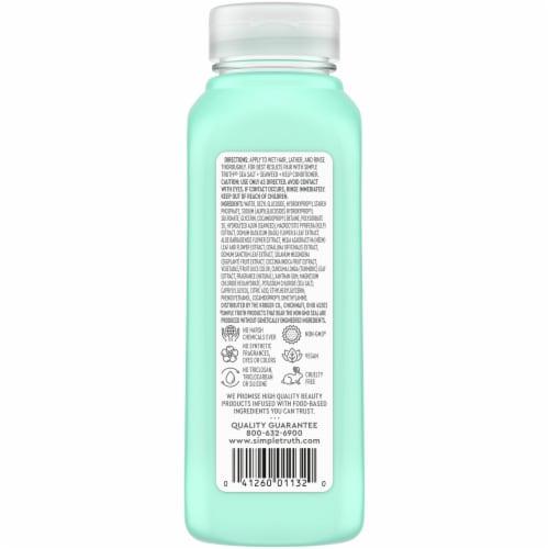 Simple Truth® Beauty Crate Sea Salt Seaweed & Kelp Clarifying Shampoo Perspective: back