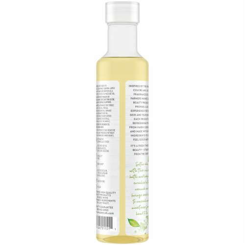 Simple Truth® Beauty Crate Avocado Body Oil Perspective: back