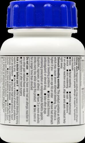 Kroger® Naproxen Sodium Caplets 220mg Perspective: back