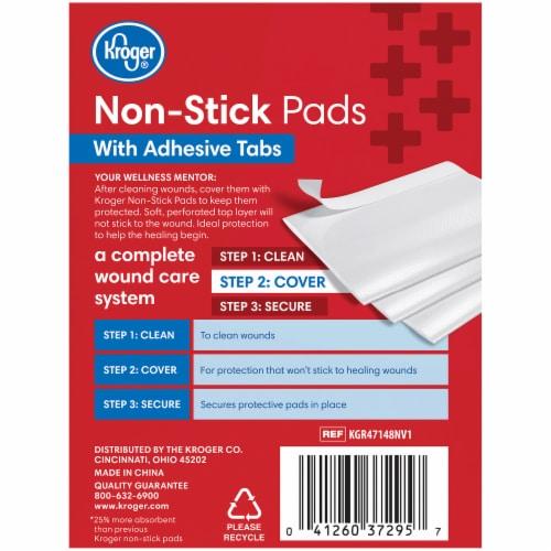 Kroger® Nonstick Pads Perspective: back