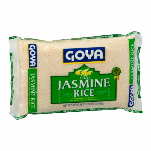 Goya Thai Jasmine Rice Perspective: back