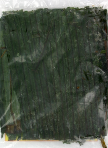 Goya Hojas de Platano Banana Leaves Perspective: back