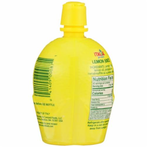 Italia™ Garden Italian Lemon Juice Perspective: back