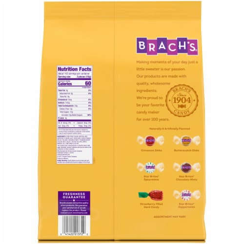 Brach's Party Mix Perspective: back