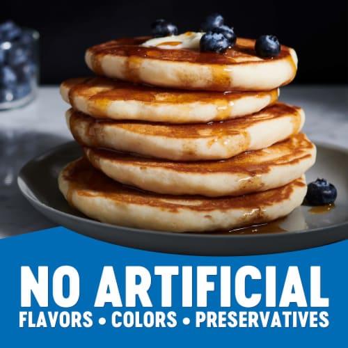 Krusteaz Buttermilk Complete Pancake Mix Perspective: back