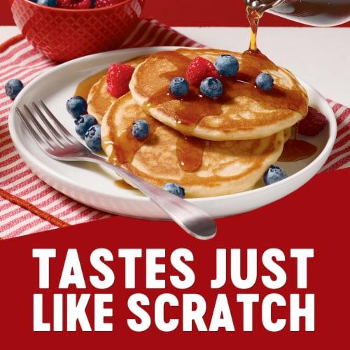 Krusteaz® Original Pancake Mix Perspective: back