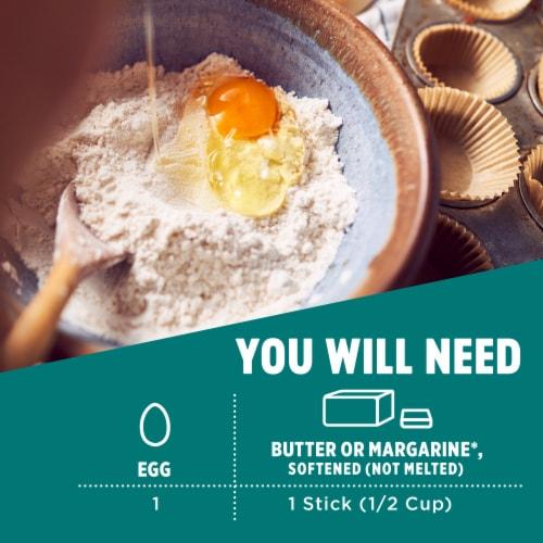 Krusteaz Snickerdoodle Cookie Mix Perspective: back
