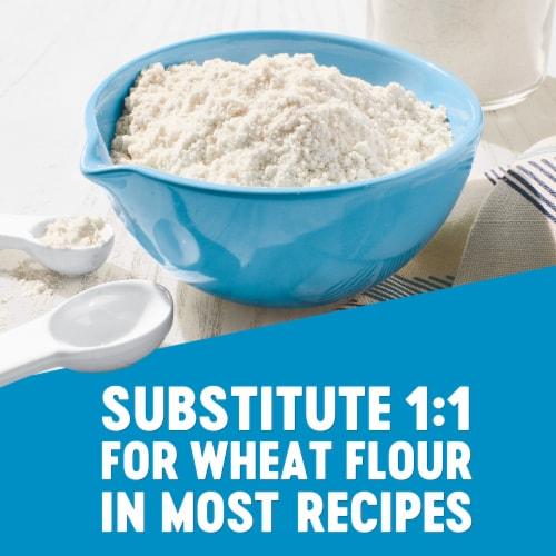 Krusteaz Gluten Free All Purpose Flour Perspective: back