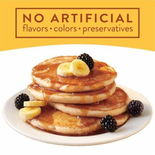 Krusteaz Buttermilk Complete Pancake Mix Perspective: back