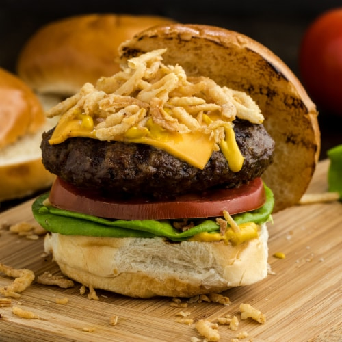 French's Classic Yellow Mustard Perspective: back