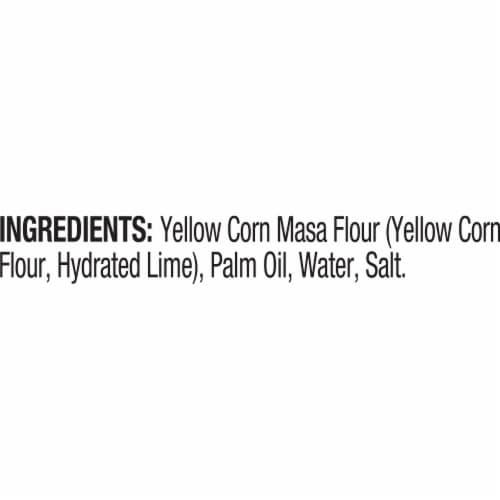 Ortega Fiesta Flats Taco Shells Perspective: back