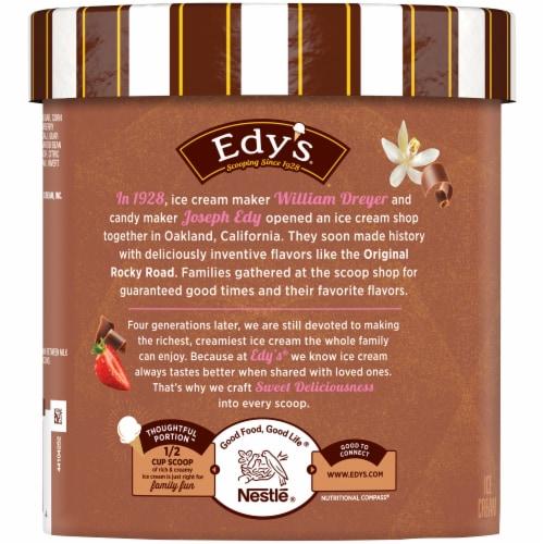 Edy's Neapolitan Ice Cream Perspective: back