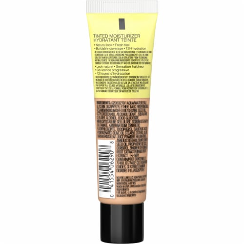 Maybelline Fit Me 115 Tinted Moisturizer Perspective: back