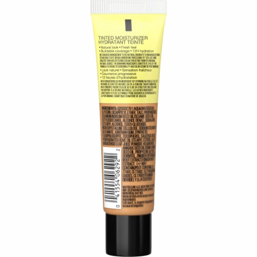 Maybelline Fit Me 120 Tinted Moisturizer Perspective: back