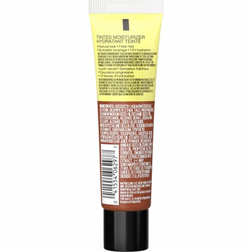 Maybelline Fit Me 360 Tinted Moisturizer Perspective: back