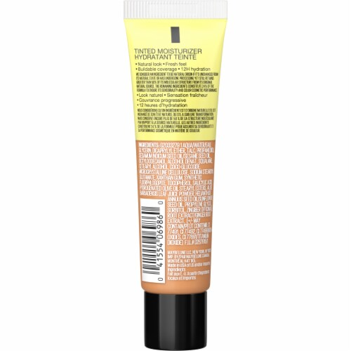 Maybelline Fit Me 335 Tinted Moisturizer Perspective: back
