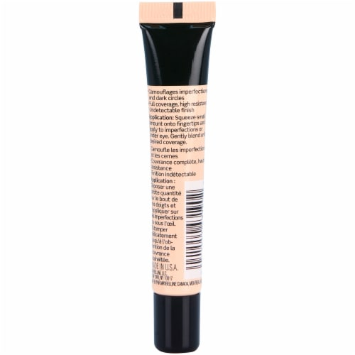 Maybelline® Master Conceal by Face Studio 10 Fair Camouflaging Concealer Perspective: back