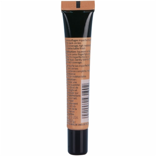 Maybelline® Master Conceal by Face Studio 50 Medium Deep Camouflaging Concealer Perspective: back