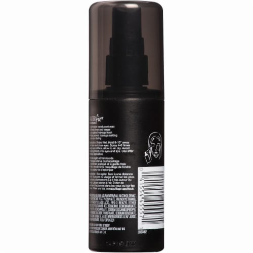 Maybelline Facestudio Master Fix Setting Spray Perspective: back
