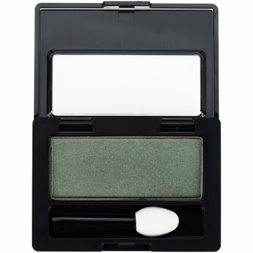 Maybelline Expert Wear Forest Green Eyeshadow Perspective: back