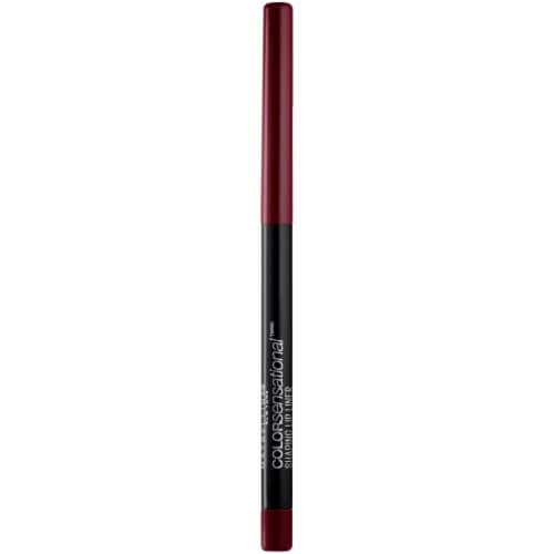 Maybelline Color Sensational Plum Passion Shaping Lip Liner Perspective: back